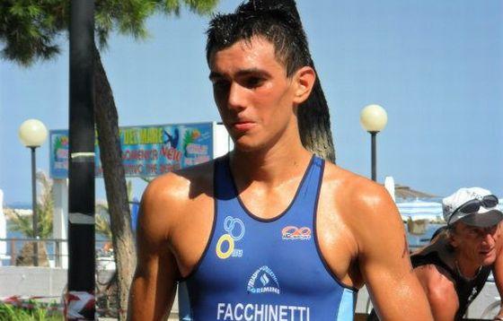 Luca Facchinetti ha vinto l'Irondelta 2011 a Lido delle Nazioni