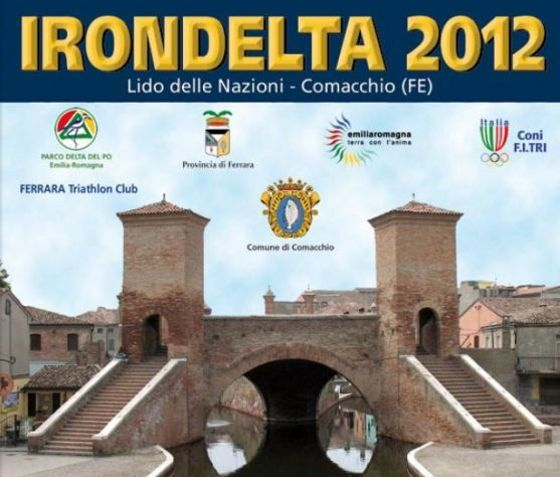 Le starting list dell'Irondelta 2012