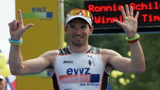 Ronnie Schildknecht vince il suo 7° Ironman Switzerland consecutivo!