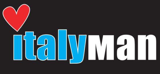 Il logo di Italy Man K113