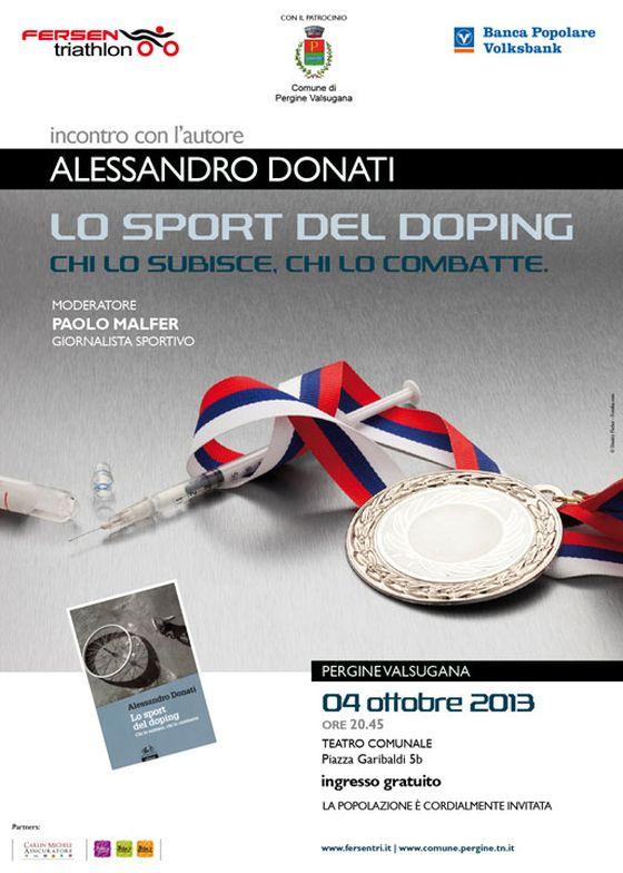 Alessandro Donati, Lo sport del Doping