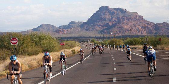 Ironman Arizona 2013