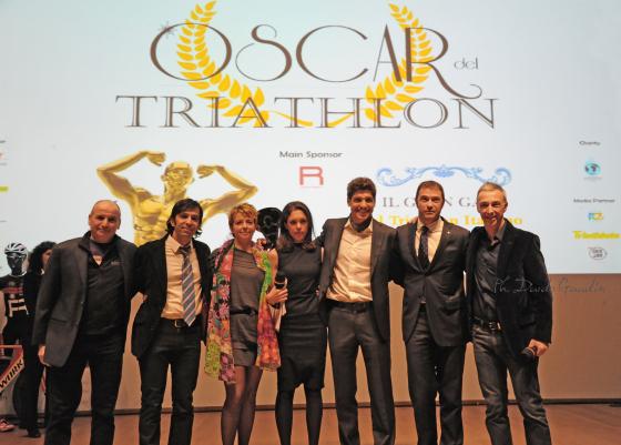 L'indimenticabile serata degli Oscar del Triathlon!
