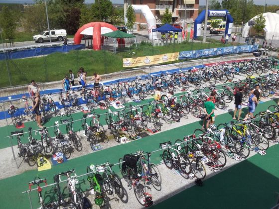 In 200 per il Triathlon di Fossano, la starting list