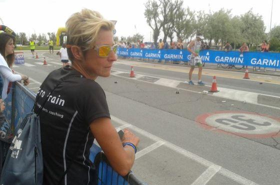 Edith Niederfriniger madrina del 1° Triathlon Madonna di Campiglio