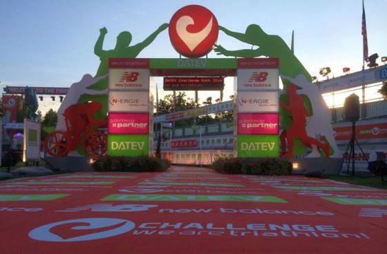 Edizione stellare del Challenge Roth che festeggia i trent'anni di triathlon!