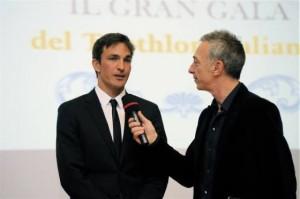 "Daniel Fontana racconta a Linus la sua vita da... ""Oscar del Triathlon""!"