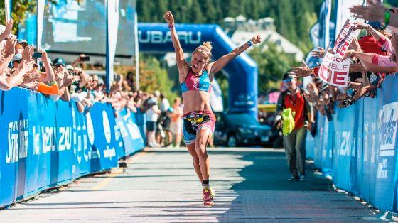 A Whistler l'Ironman Canada 2014 saluta il successo di Bree Wee