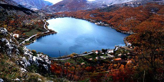 Il cuore del Lago di Scanno accogliera il 2° XTERRA Italy
