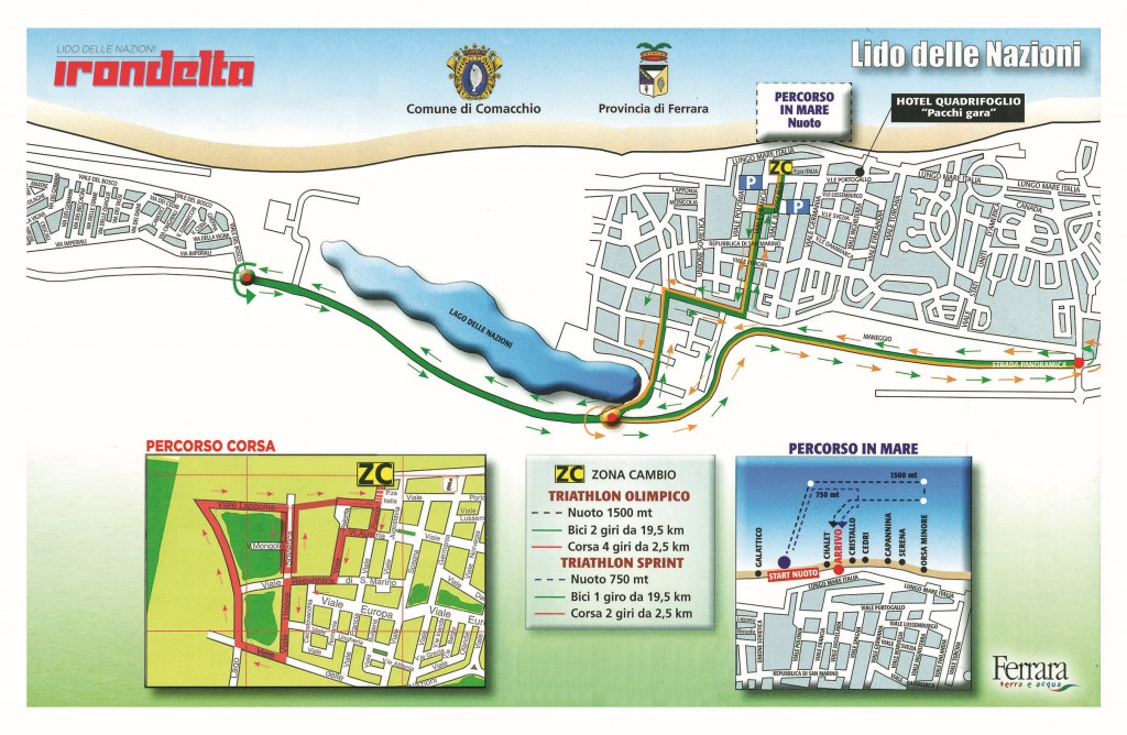 Mappa Irondelta 2014