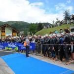 Triathlon Madonna di Campiglio 2014