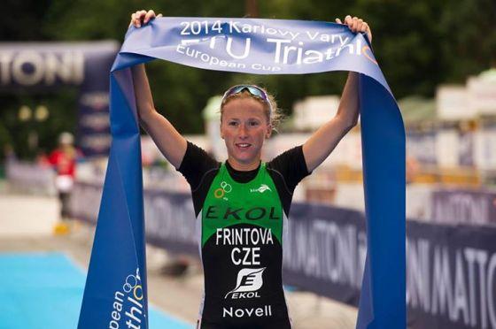 Vendula Frintova vince la Coppa Europa di casa a Karlovy Vary