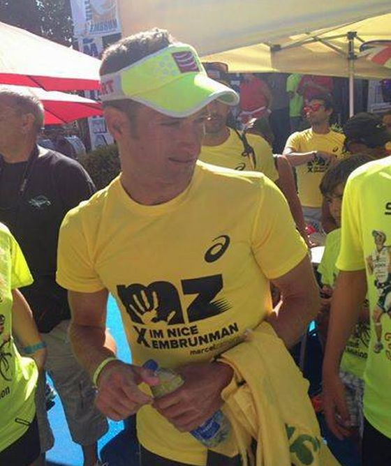 5 vittorie all'Ironman France e 5 all'Embrunman per Marcel Zamora