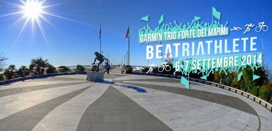 Il 6 e 7 settembre la prima edizione del Garmin TriO Forte dei Marmi