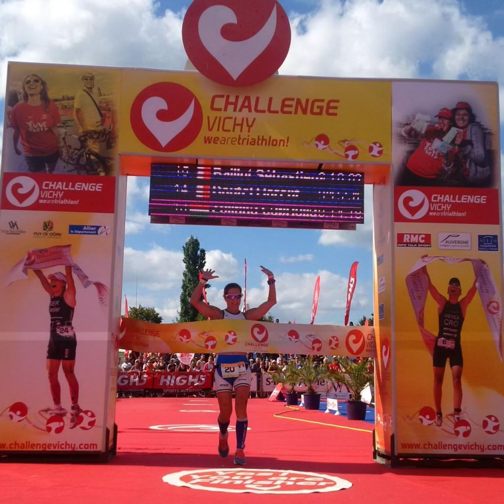 Martina Dogana è 2^ al Challenge Vichy 2014 (Foto: Mirco Orsato)