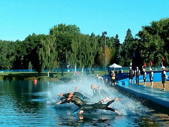 Mondiale triathlon Under 23 Edmonton 2014