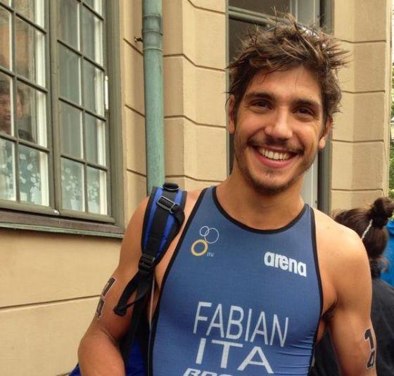 Alessandro Fabian 10° nell'ITU WTS Stockolm 2014