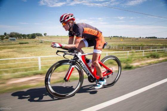 Melissa Hauschildt vince l'Ironman 70.3 Timberman 2014