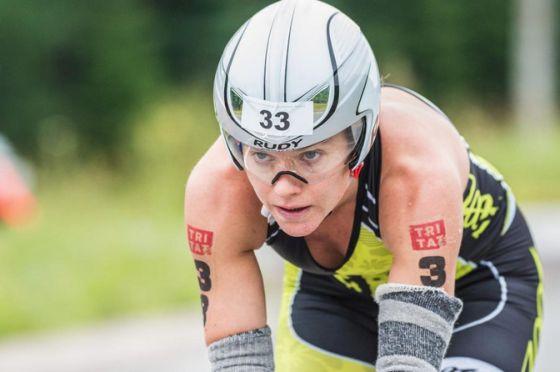 Sara Gross è la nuova campionessa nordamericana di Ironman 2014