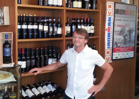 L'ironman chef Mirco Villa