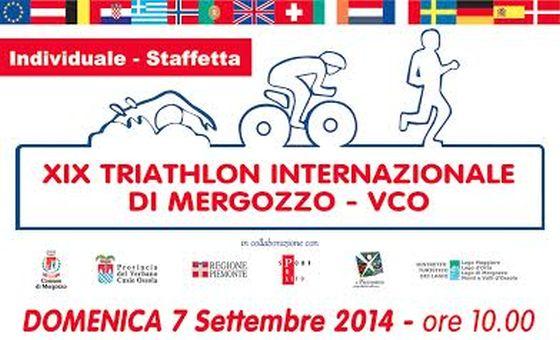 19° Triathlon Internazionale di Mergozzo