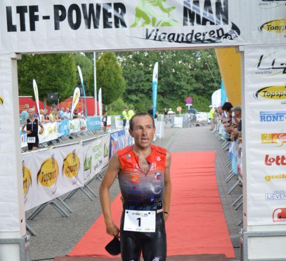 Anthony Le Duey vince il Powerman Belgium 2014