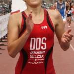 Elena Casiraghi vince il 2° Tri@MI