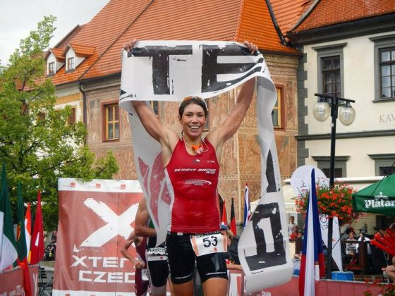 La tedesca Kathrin Mueller vince l'XTERRA Czech 2014