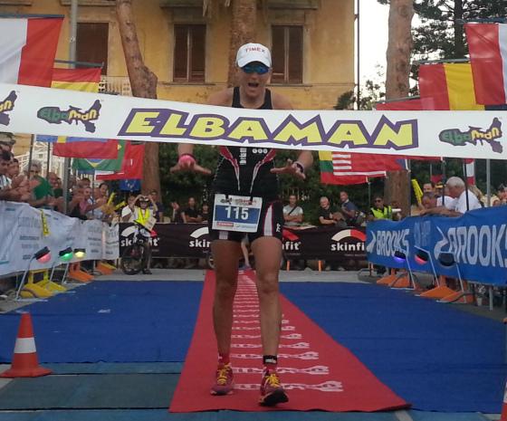 Laura Mazzucco vince l'Elbaman X Edition davanti a Boifava e Poretti (Foto: ©Dario Nardone/FCZ.it)