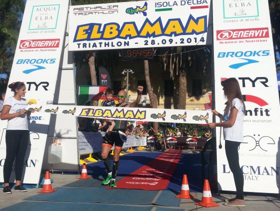 Lucky Berlage vince Elbaman X Edition (Foto: Dario Nardone/FCZ.it)