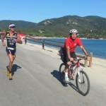 Leonardo Nocentini, il migliore di Elbaman X Edition nella maratona