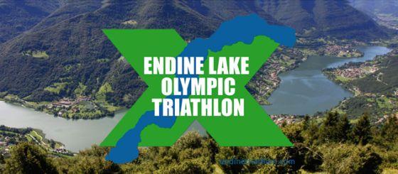 Endine Lake Triathlon Olympic 2014