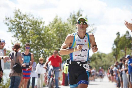 Il campionissimo catalano Marcel Zamora è 2° all'Extreme Man Narbonne 2014