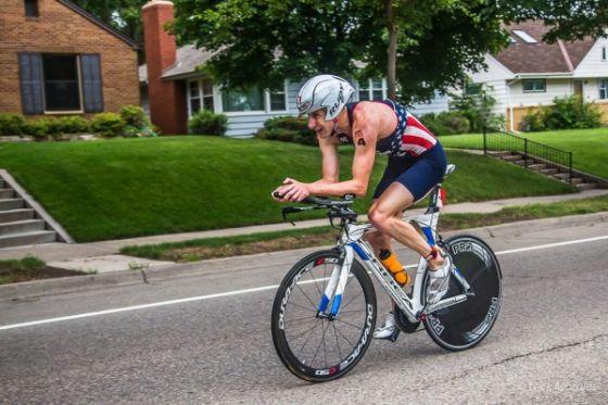 A 39 anni Hunter Kemper vince i 100.000 dollari dell'Hy-Vee Triathlon 2014