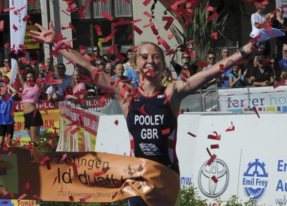 Al Mondiale Powerman Zofingen oro per Emma Pooley e Gaël Le Bellec, 2 podi azzurri