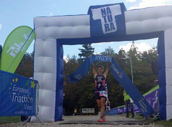 Helena Erbenova vince il TNatura Slovenia 2014