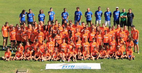 Triathlon Camp Rieti dal 24 al 30 agosto 2014