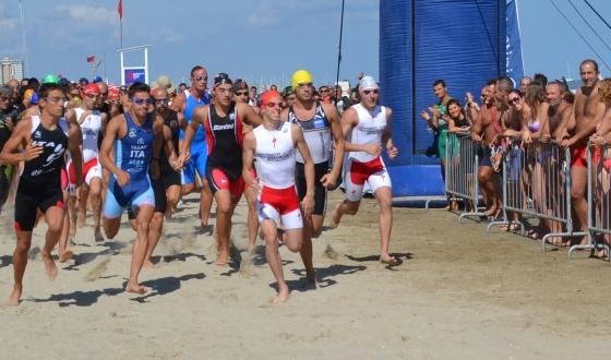 Triathlon a Coppie Cervia