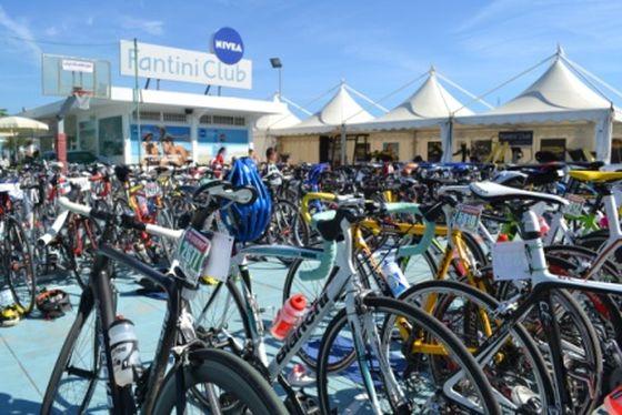 Triathlon Supersprint a Coppie di Cervia, al Fantini Club
