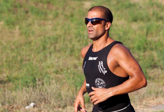 Alberto Pasquarella vince il 10° Triathlon di Tontola