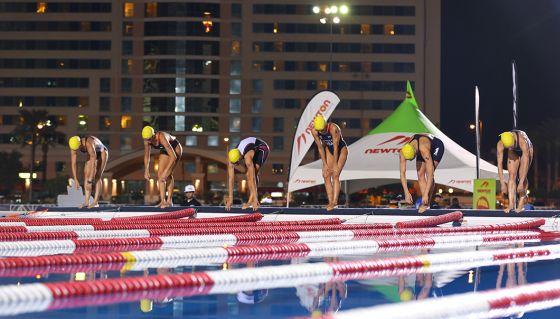 USA Triathlon Super Series Las Vegas 2014