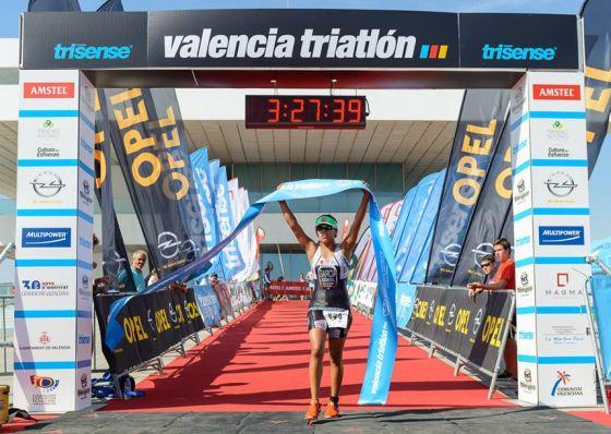 Valencia Triathlon 2014