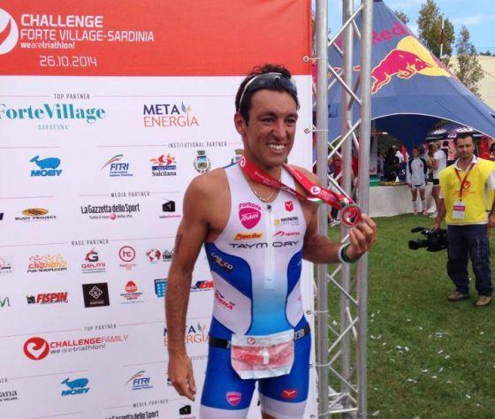 Domenico Passuello è il vincitore del Challenge Forte Village 2014
