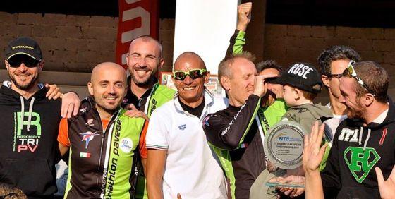 Raschiani Triathlon Pavese vince il Circuito Cross FITri 2014
