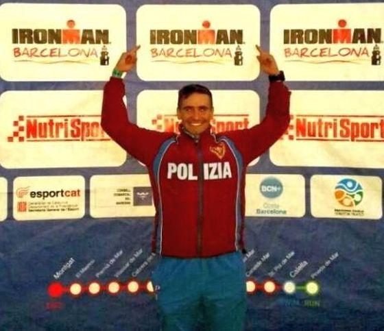 Alberto Silver Casadei centra uno strepitoso quarto posto in 8:10:49 all'Ironman Barcelona 2014