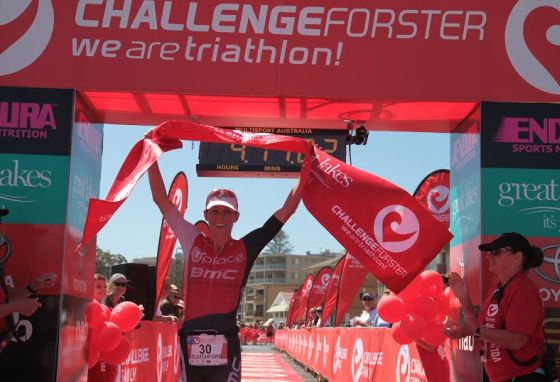 Liz Blatchford vince il Challenge Forster 2014