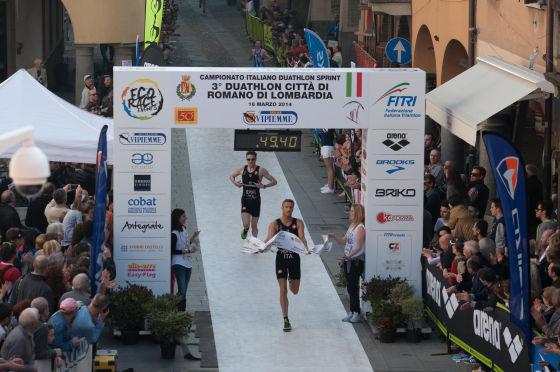 Eco Race apre con Il Duathlon Romano di Lombardia
