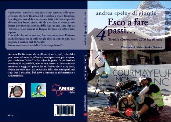Esco a fare 4 passi... il libro di Andrea 'pelo' Di Giorgio