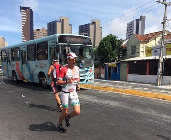 Ivan Risti ha fatto segnare il 3° tempo nella maratona dell'Ironman Fortaleza 2014