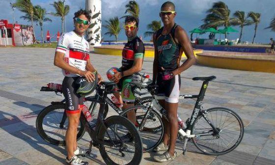 Daniel Fontana e Ivan Risti pronti per il 1° Ironman Fortaleza